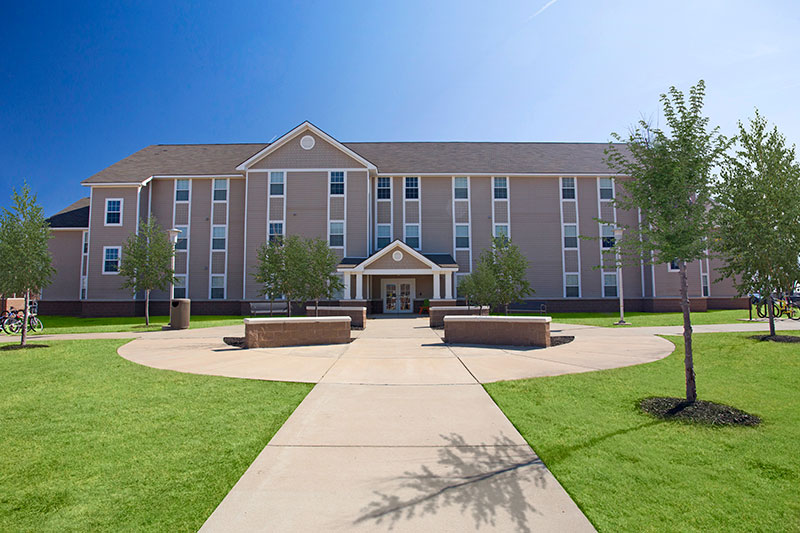 Arkansas State University Honors Housing