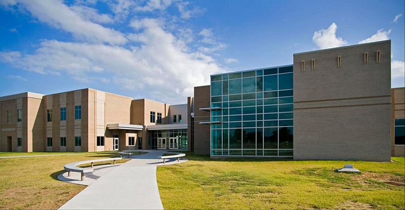 Marion High School in Marion, AR