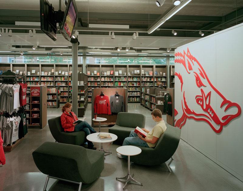 University Of Arkansas Garland Bookstore