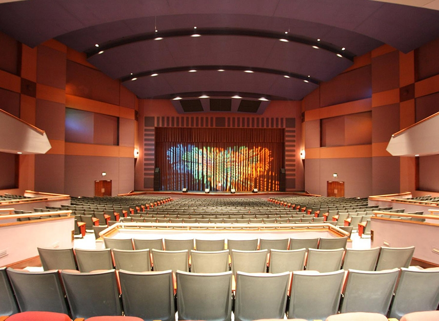 Baldwin & Shell Projects - Auditorium