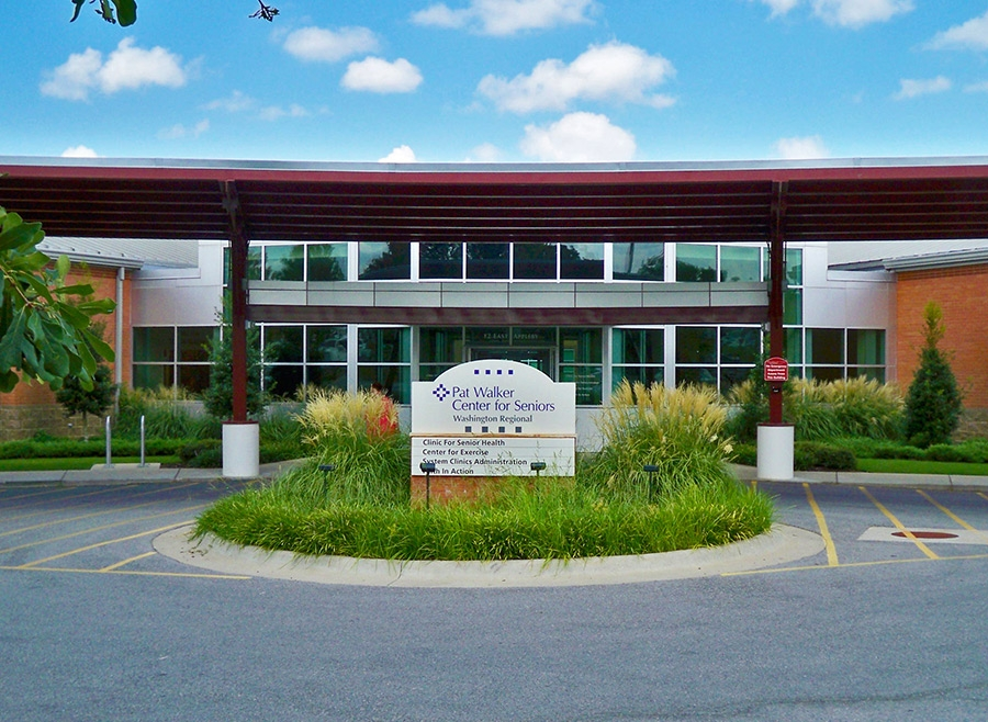 Pat Walker Center for Seniors