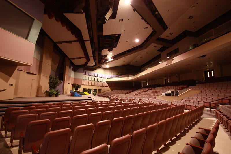 Pulaski Academy Auditorium
