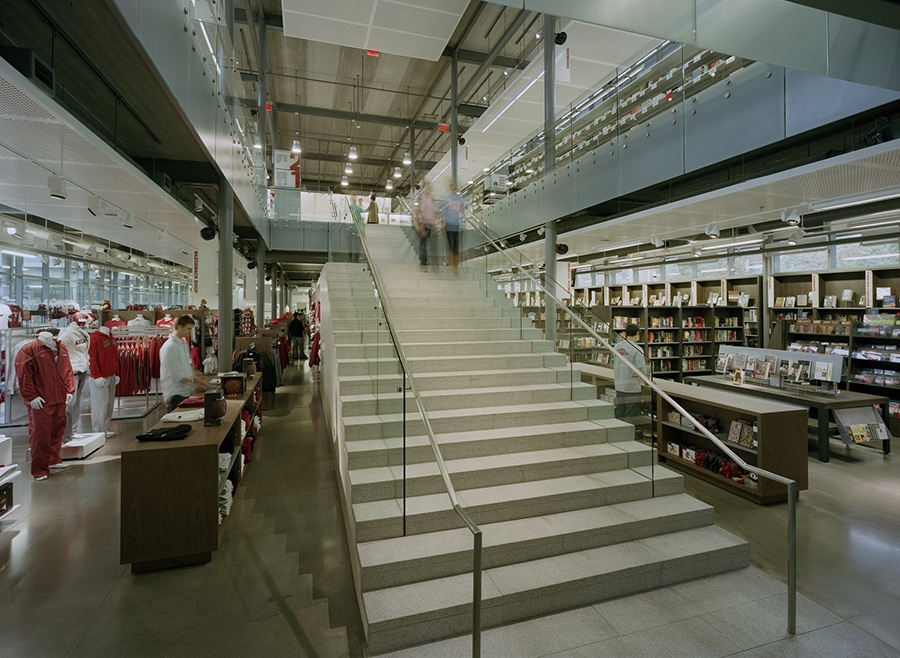 University of Arkansas Garland Bookstore