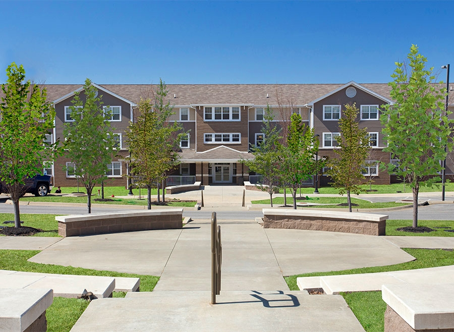 Arkansas State University Honors Housing Building 4