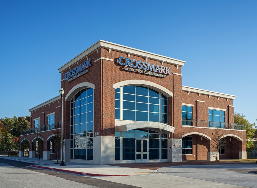 Crossmark Center for Collaboration
