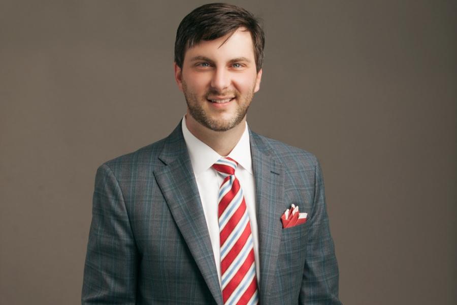 Soiree Names Nick Copas One of Arkansas' Next Generation of Philanthropists
