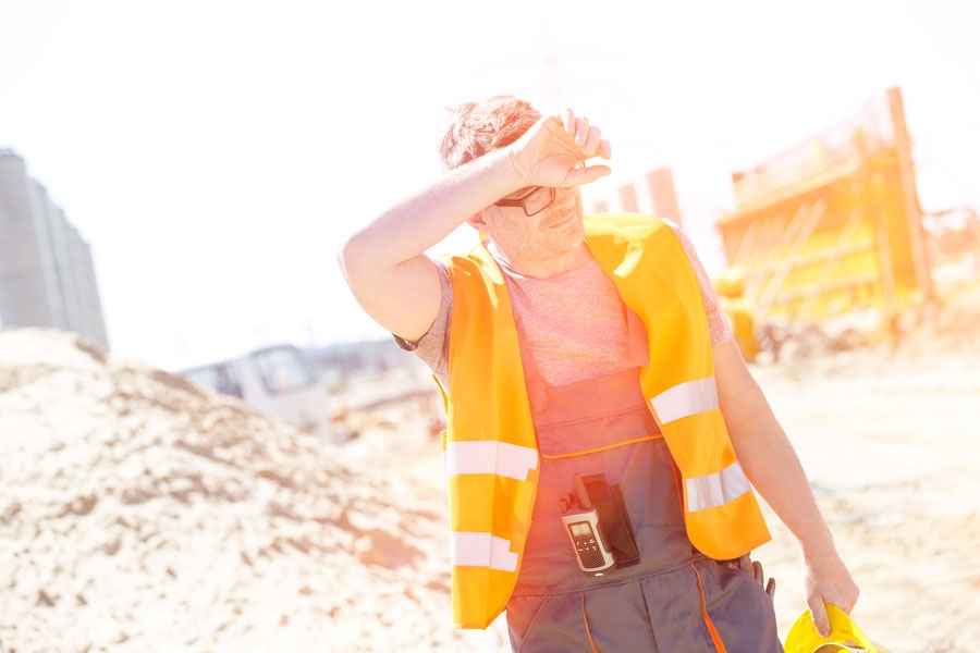 Strategies for Avoiding Heat Exhaustion on Jobsites