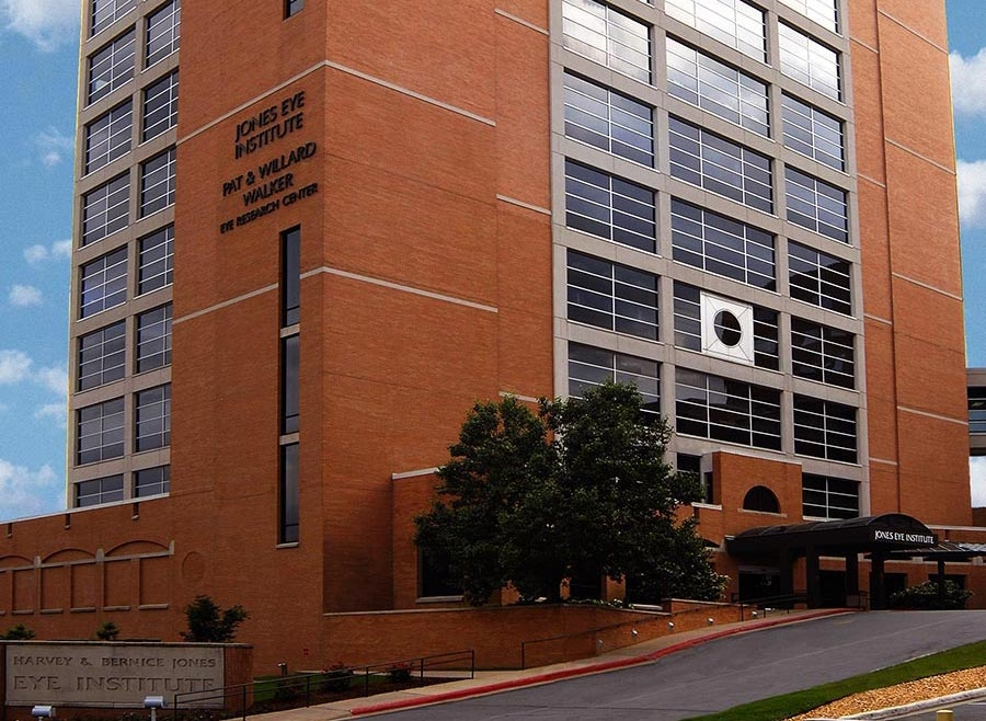 UAMS Jones Eye Institute