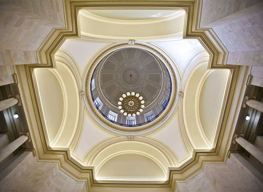 Arkansas State Capitol Rotunda